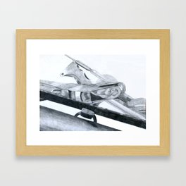 Some Artists' Tools Framed Art Print