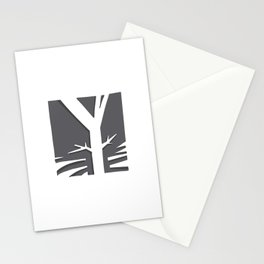 The Y Tree Stationery Cards