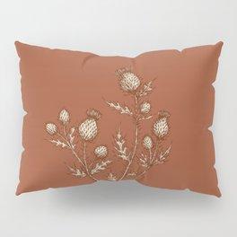 Thistle in Autumn Pillow Sham