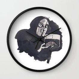 Abby Normal Wall Clock