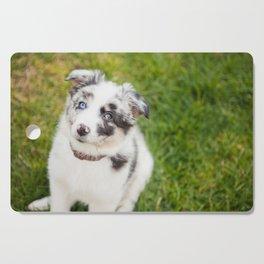 puppy Ben Cutting Board