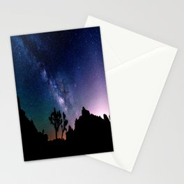 the milky way. Stationery Cards