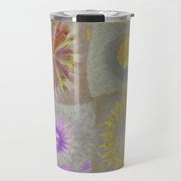 Anticapitalistically Combination Flower  ID:16165-030023-59450 Travel Mug
