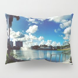 University of Miami Pillow Sham