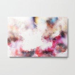 Paint Metal Print