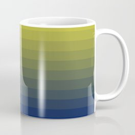 Gas Cloud Gradient Coffee Mug
