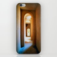 spanish iPhone & iPod Skins featuring Spanish Arches by Josephine Benevento-Johnston