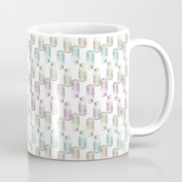 drink Mugs featuring Drink me! by Brocoli ArtPrint