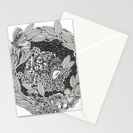 Pangolin's Dream Stationery Cards