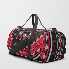 Bear Spirit (Red) Duffle Bag