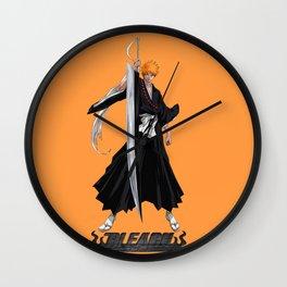 Ichigo Kurosaki Great! Wall Clock