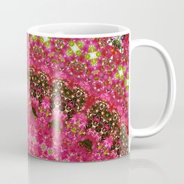 Pink Flower in Greece 2 Coffee Mug