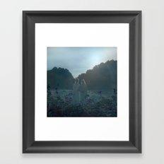 The Still 04 Framed Art Print