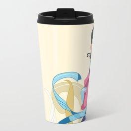 Mulan: Reflection Travel Mug