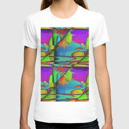 C R E A S E D T-shirt
