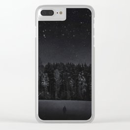 At The Gates Clear iPhone Case