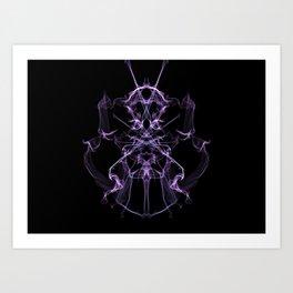Samurai Soul Art Print