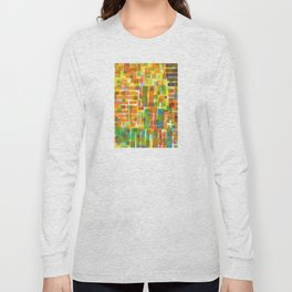 The red Trail leads through Long Sleeve T-shirt