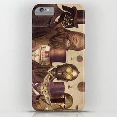 Victorian Wars  - square format Slim Case iPhone 6 Plus