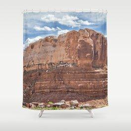 Utah Living Shower Curtain
