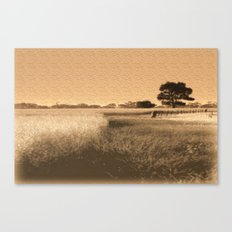 Outback Australia Canvas Print