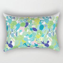 Cactus Mania Rectangular Pillow