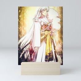 InuYasha   Sesshomaru Mini Art Print