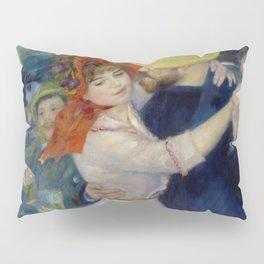 "Auguste Renoir ""Dance at Bougival"" Pillow Sham"