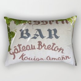 Bar - Brasserie - Restaurant  Rectangular Pillow