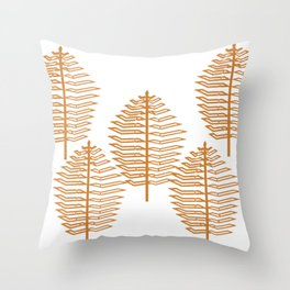 Transleafdesign Throw Pillow