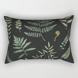 Ferns of North America Rectangular Pillow