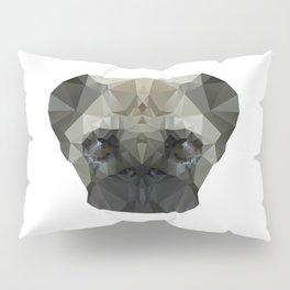 Mops Dog Pillow Sham