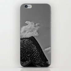 The same ups and downs iPhone Skin