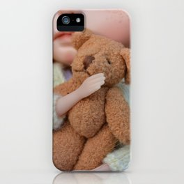 Robin - This is my teddy iPhone Case