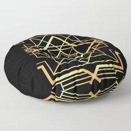 1920 Art deco Gatsby Style Floor Pillow