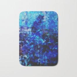 Colour Study: Blue Bath Mat