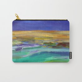 Green Landscape3 Carry-All Pouch
