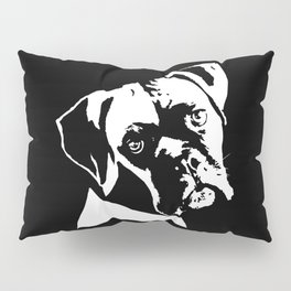 CHRISTMAS GIFTS FOR BOXER DOG LOVERS Pillow Sham