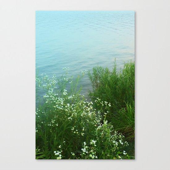 Still Waters Canvas Print