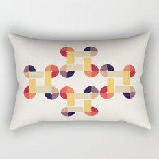 'round and 'round  Rectangular Pillow
