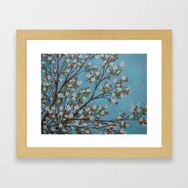 Life in Bloom Framed Art Print