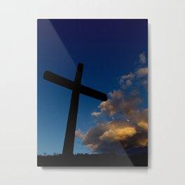 Dawn of faith Metal Print