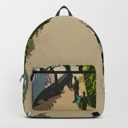 Diverse Viewpoints Backpack