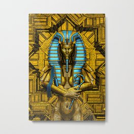 Sacred Queen Metal Print