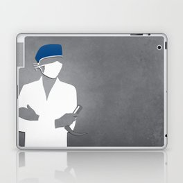 Anesthesiology Laptop & iPad Skin