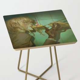 I need some sugar, I need something fake Side Table