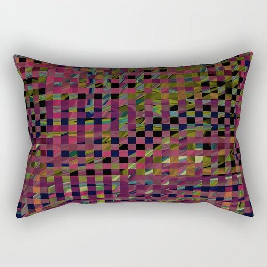 Abstract 147 Rectangular Pillow