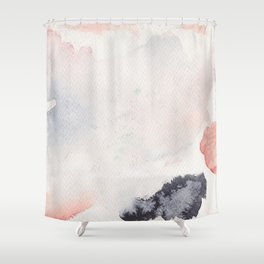 Joining the darkness Shower Curtain