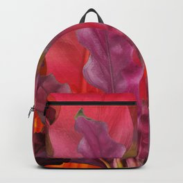 """""""Pink Scifi Tropical Jungle"""" Backpack"""