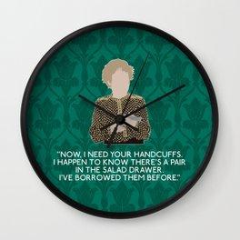 The Lying Detective - Mrs Hudson Wall Clock